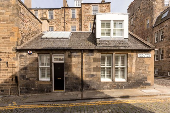 Thumbnail Semi-detached house for sale in Young Street North Lane, New Town, Edinburgh