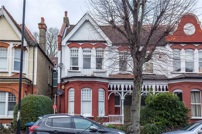 Thumbnail Flat for sale in Broomfield Avenue, Palmers Green, London