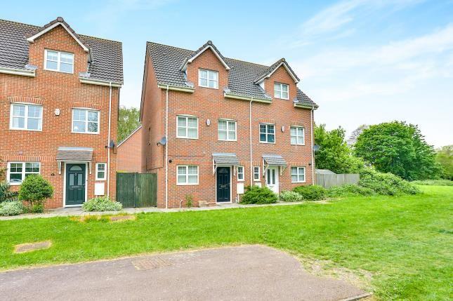 4 bed semi-detached house for sale in Edwards Croft, Bradville, Milton Keynes, Buckinghamshire