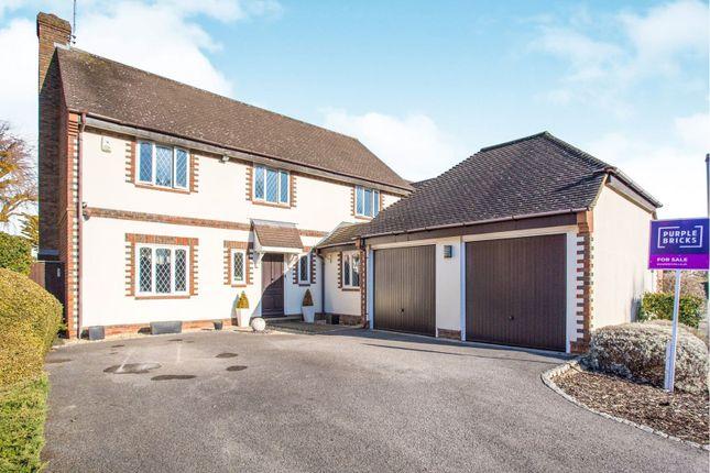 Thumbnail Detached house for sale in Portman Gardens, Uxbridge