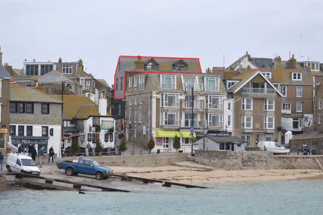 Thumbnail Flat to rent in Mount Zion, St Ives, Cornwall