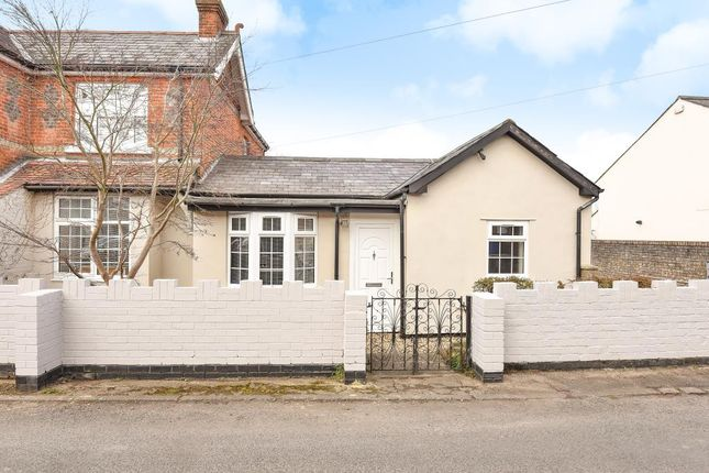 Thumbnail Bungalow to rent in Upper Village Road, Ascot