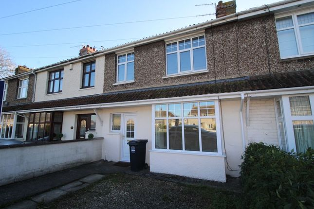 Thumbnail Terraced house to rent in Bristol Road, Portishead, Bristol