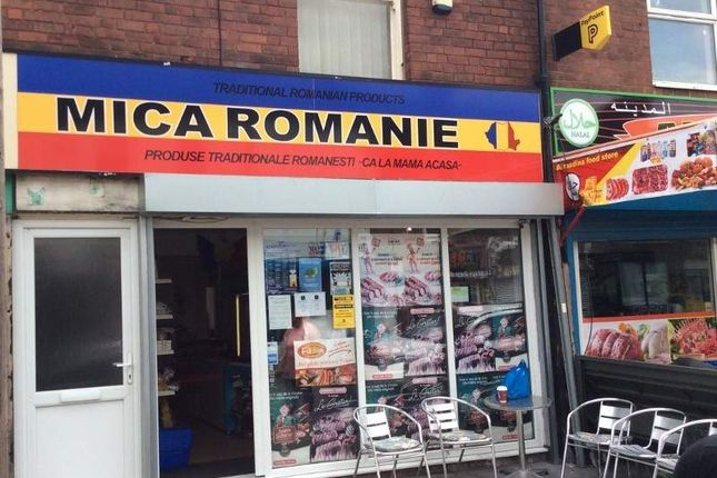 Retail premises for sale in 26 Copley Road, Doncaster