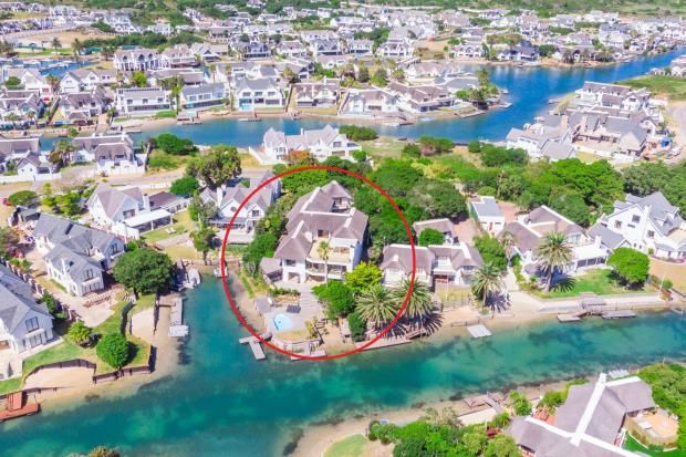 Thumbnail Property for sale in Canal Road, The Canals, St Francis Bay, 6312