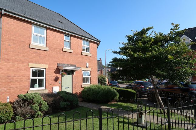 Thumbnail Flat to rent in Waun Ganol, Penarth