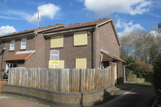 Thumbnail Property for sale in Partridge Close, Beckton, London
