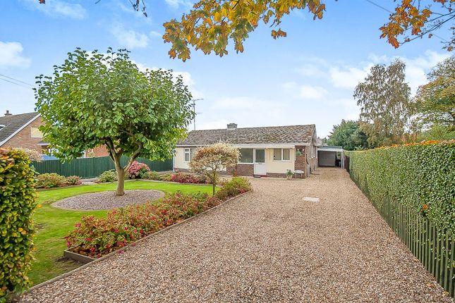 3 bed detached bungalow for sale in Roman Bank, Long Sutton, Spalding