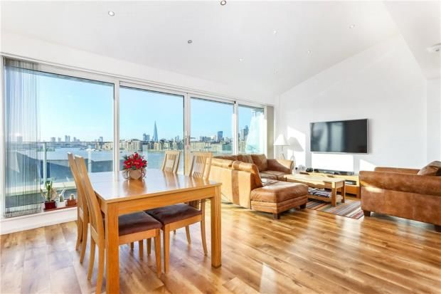 Thumbnail Flat for sale in Pacific Wharf, 165 Rotherhithe Street, London