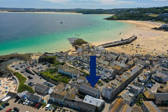 1 bed flat for sale in Rockcliff Court, Burrow Road, St. Ives, Cornwall TR26