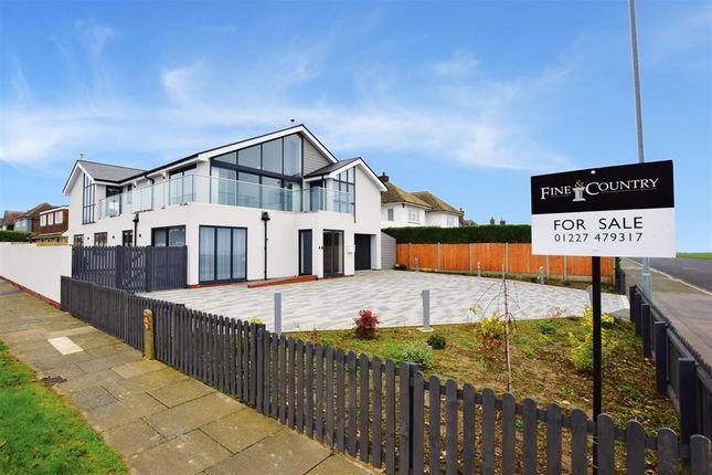 Thumbnail Detached house for sale in Royal Esplanade, Westbrook, Margate, Kent