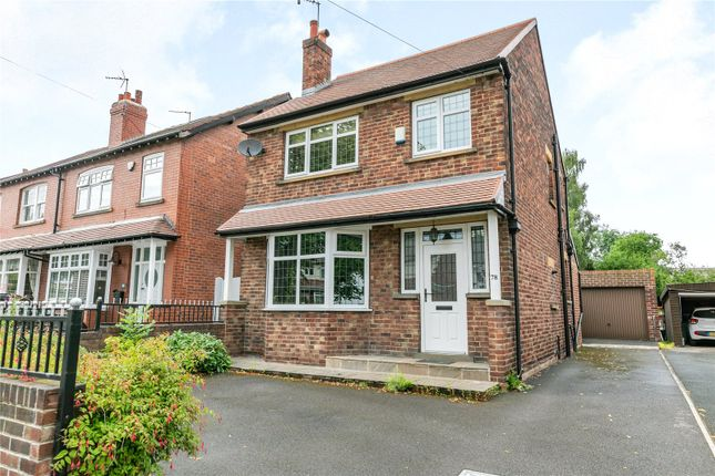 Thumbnail Detached house for sale in Thornes Road, Wakefield, West Yorkshire