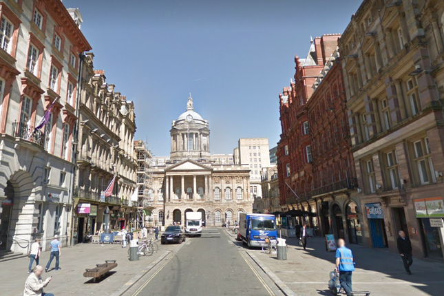 Thumbnail Flat for sale in Castle Street, Liverpool