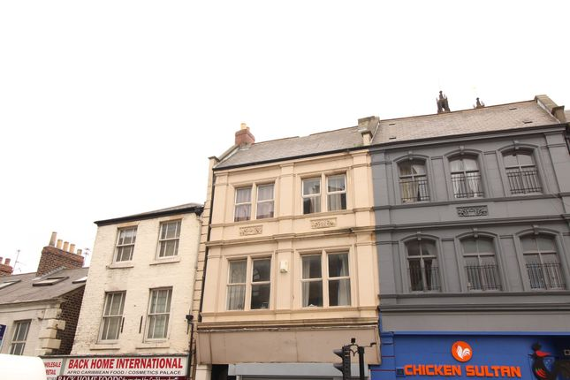Thumbnail Maisonette for sale in Westgate Road, Newcastle Upon Tyne