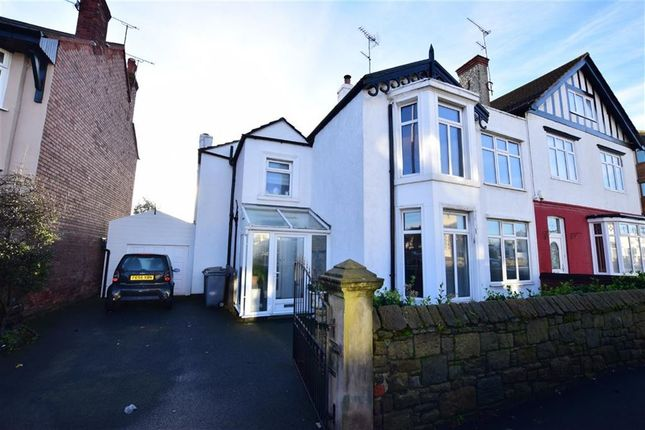 Thumbnail Semi-detached house for sale in Grove Road, Wallasey, Merseyside