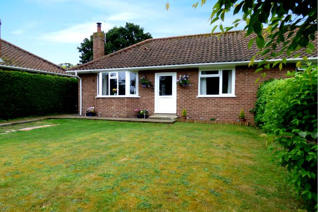 Thumbnail Semi-detached bungalow for sale in Francis Road, Long Stratton, Norwich