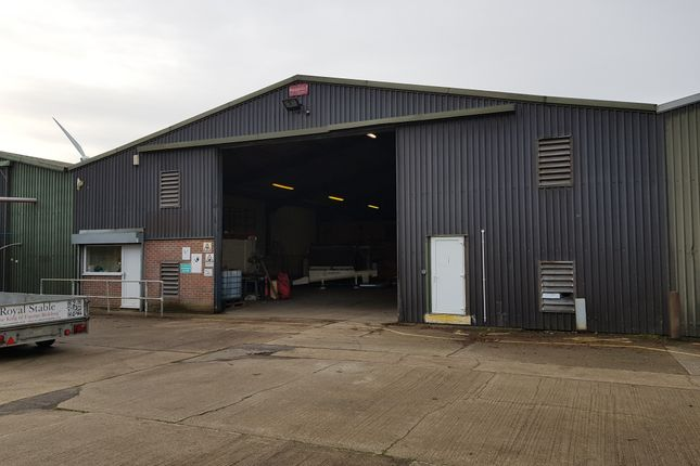 Thumbnail Industrial to let in Castle Acre Road, Swaffam