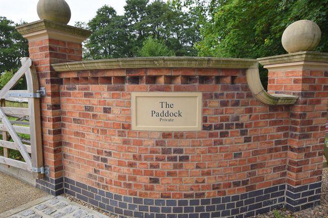 Gate2 of The Paddock, Allestree, Derby DE22