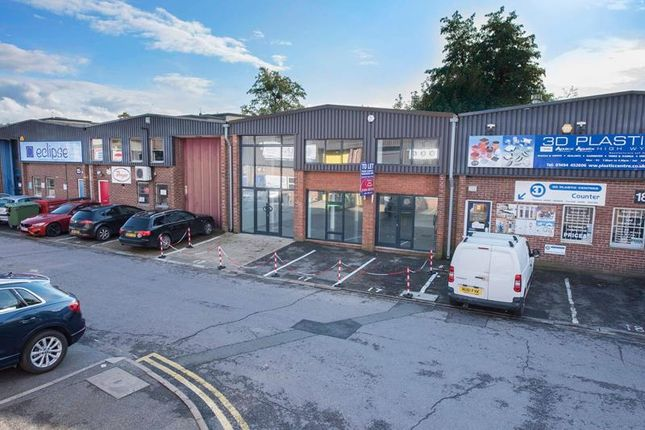 Thumbnail Light industrial to let in Wye Estate, London Road, High Wycombe, Bucks