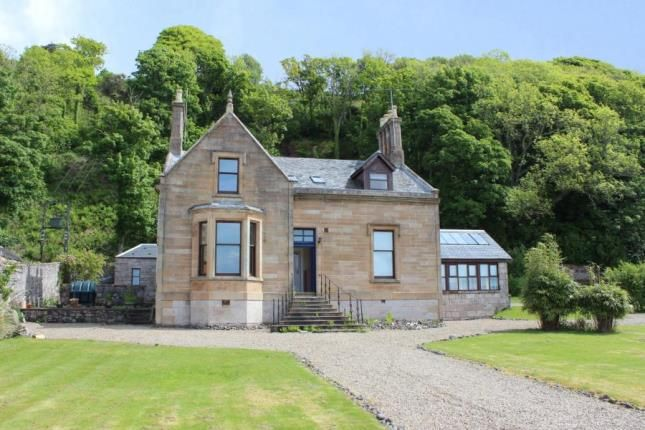 Thumbnail Detached house for sale in Marine Parade, Millport, Isle Of Cumbrae, North Ayrshire