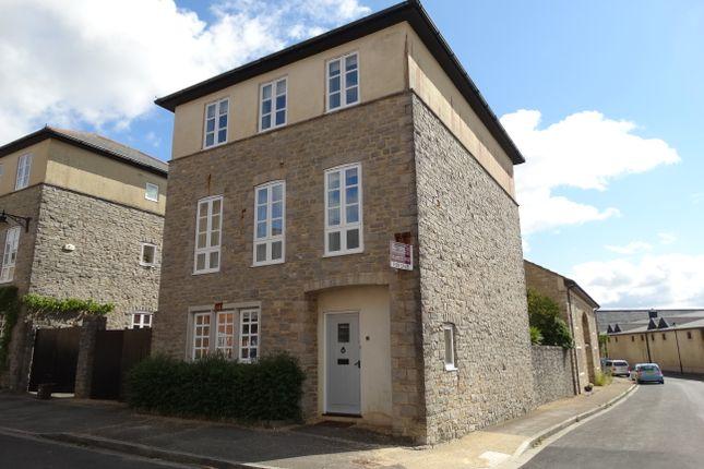 Thumbnail Detached house for sale in Billingsmoor Lane, Poundbury, Dorchester
