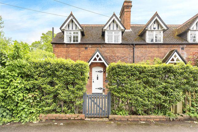 Thumbnail End terrace house for sale in Old Mill Road, Denham, Uxbridge, Middlesex
