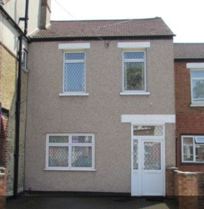 Thumbnail Terraced house for sale in Clarendon Road, Colliers Wood, London