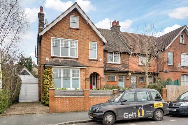 Thumbnail Semi-detached house for sale in Ambleside Avenue, London