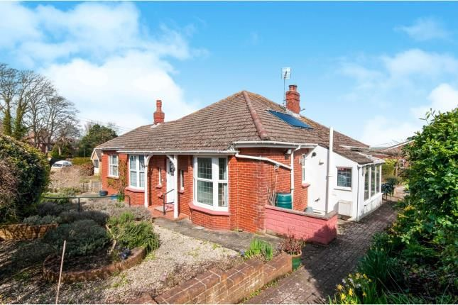 Thumbnail Bungalow for sale in Western Road, Newhaven, East Sussex, .