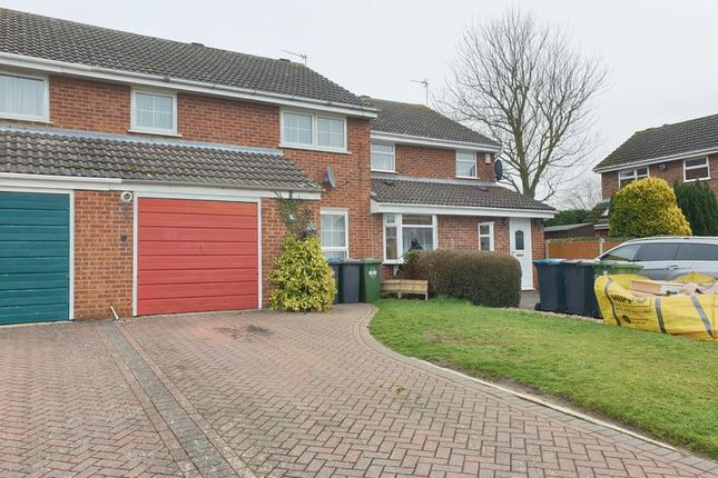 Thumbnail Semi-detached house to rent in Brafield Leys, Rugby