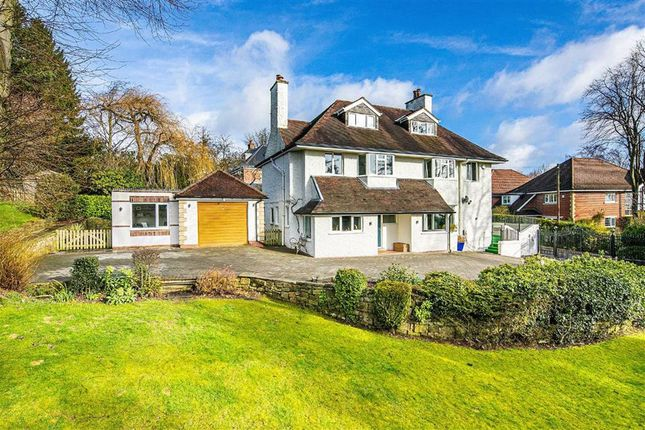 Thumbnail Detached house for sale in 8, Stumperlowe Hall Road, Fulwood