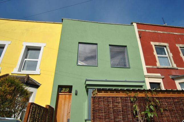 Thumbnail Terraced house to rent in Green Street, Totterdown, Bristol