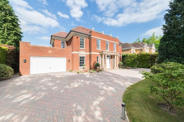 Thumbnail Detached house to rent in Icklingham Road, Cobham