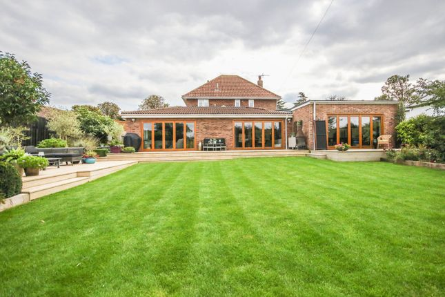 Thumbnail Detached house for sale in Cecil Lodge Close, Falmouth Avenue, Newmarket