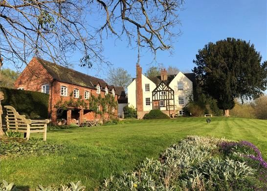 The Mill House of Bayton, Kidderminster, Worcestershire DY14