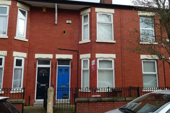 Thumbnail Terraced house to rent in Heald Place, Rusholme, Manchester
