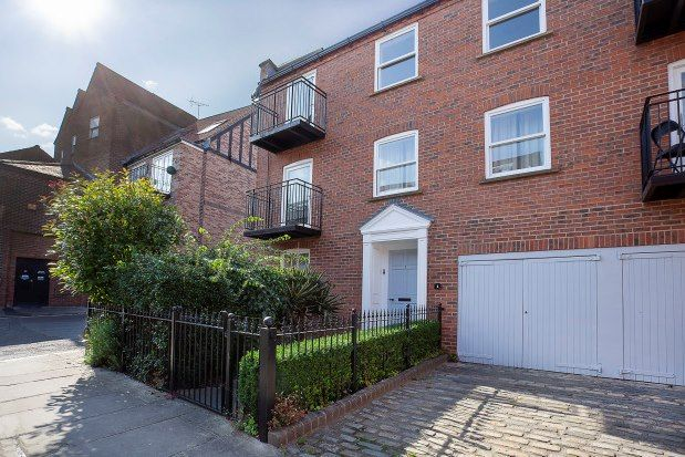 Thumbnail Flat to rent in St. Andrewgate, York