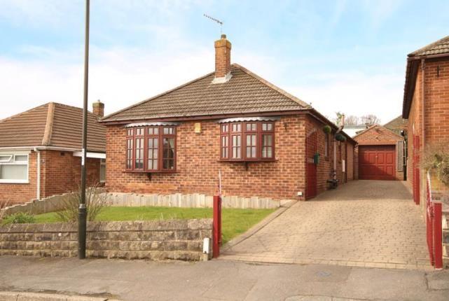 Thumbnail Bungalow for sale in Bents Crescent, Dronfield, Derbyshire
