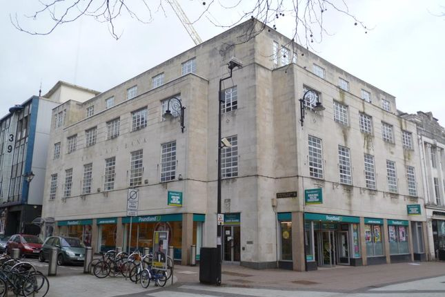 Thumbnail Office to let in 40 Windsor Place, Cardiff