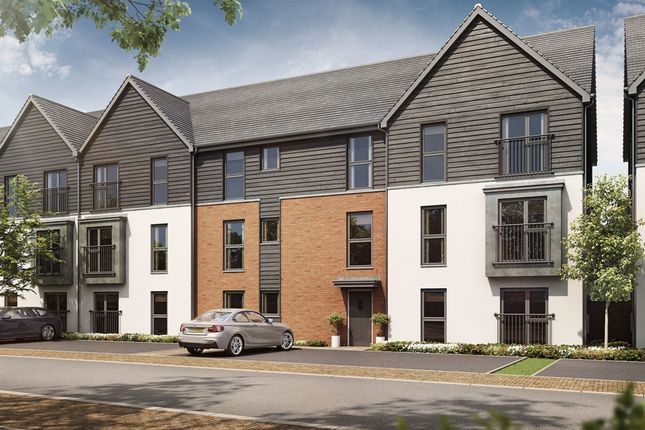 """Thumbnail Flat for sale in """"The Llantwit Apartment"""" at Ffordd Penrhyn, Barry"""