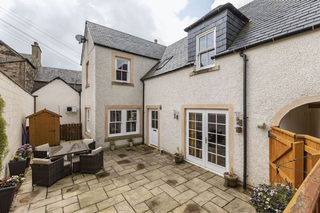 Thumbnail Detached house for sale in Gibsons Close, Biggar