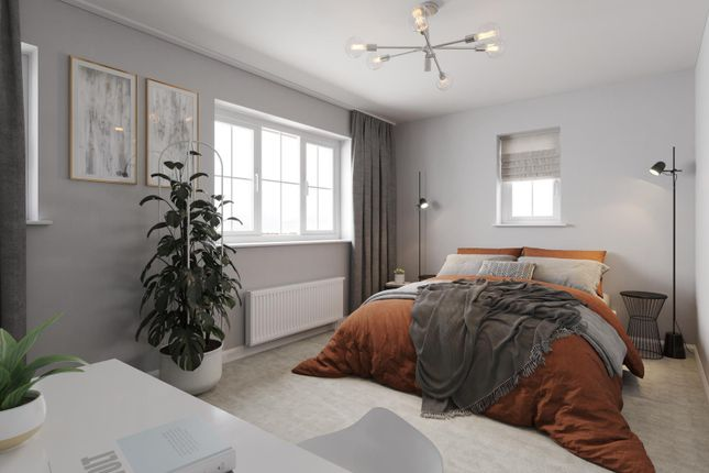 Example Bedroom of Manton Crescent, Heartenoak Meadows, Heartenoak Road, Hawkhurst TN18