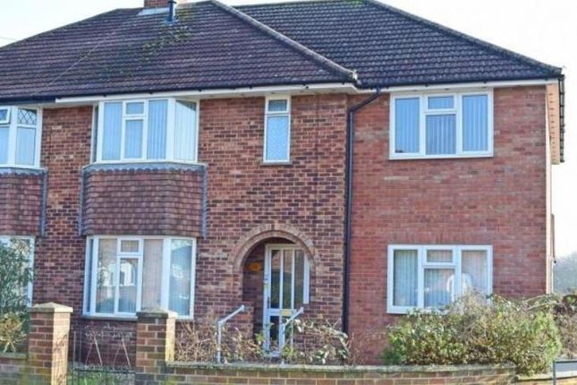 Thumbnail Semi-detached house to rent in Breckland Road, New Costessey, Norwich