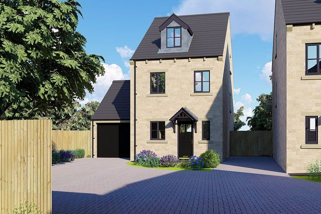 Thumbnail Detached house for sale in Cherry Tree Grove, Royston, Barnsley, South Yorkshire