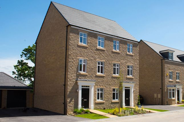 "Thumbnail End terrace house for sale in ""Cannington"" at Sandbeck Lane, Wetherby"