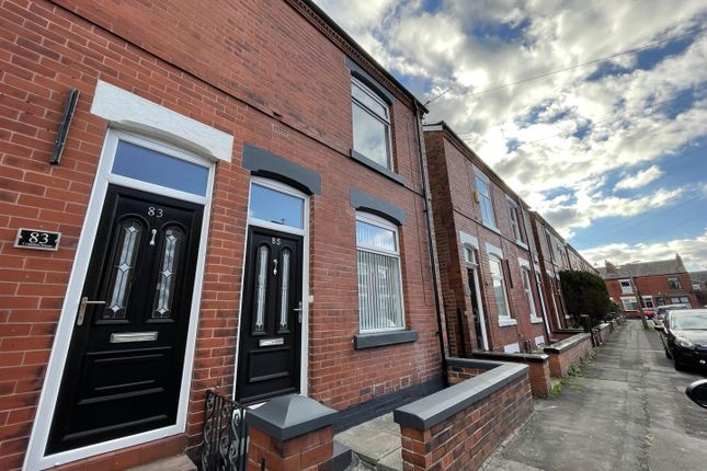 2 bed semi-detached house to rent in Countess Street, Stockport SK2