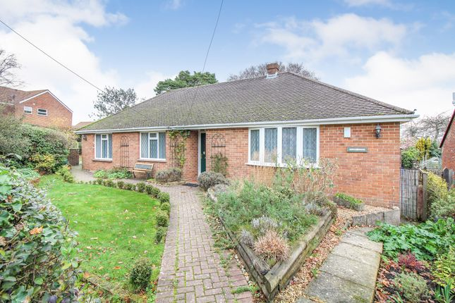 Thumbnail Detached bungalow for sale in Lime Kiln Road, Lytchett Matravers, Poole