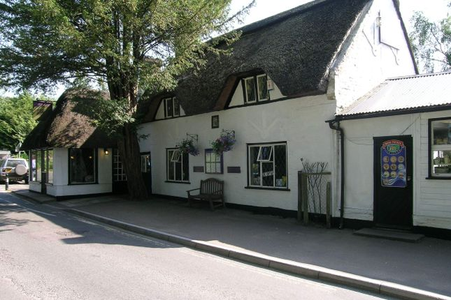 Thumbnail Restaurant/cafe to let in Restaurant & Tea Rooms, Burley