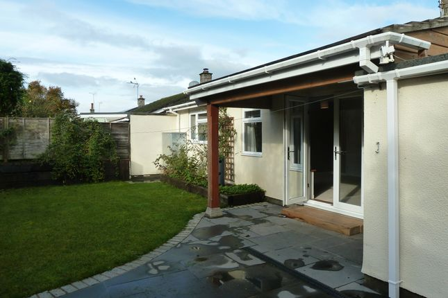 Thumbnail Bungalow to rent in Westward Close, Wrington