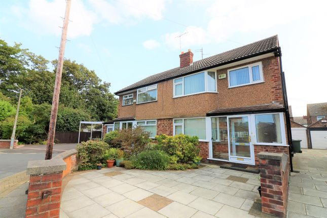 Thumbnail Semi-detached house to rent in Southbourne Road, Wallasey
